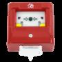 Buton conventional de alarmare incendiu - UNIPOS FD3050N