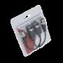 Video balun pasiv HD  (pret/set 2 buc.) - HIKVISION DS-1H18S-E